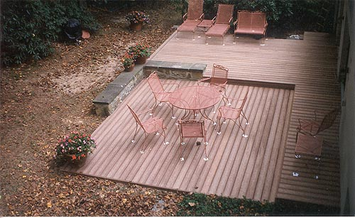 Ground Level Decks Pa Deck Builders Montgomery County Pa